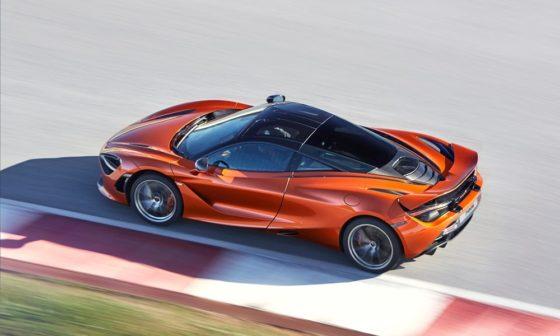 Η McLaren 720S γίνεται Long Tail
