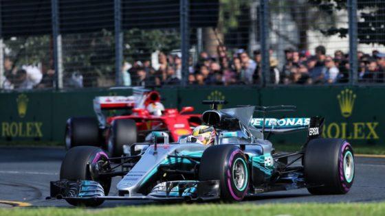 Θέλει βελτίωση στη χρήση των ελαστικών η Mercedes σύμφωνα με τον Hamilton