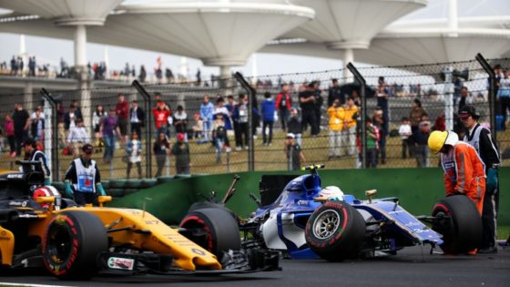 Ποινή σε Grosjean και Palmer