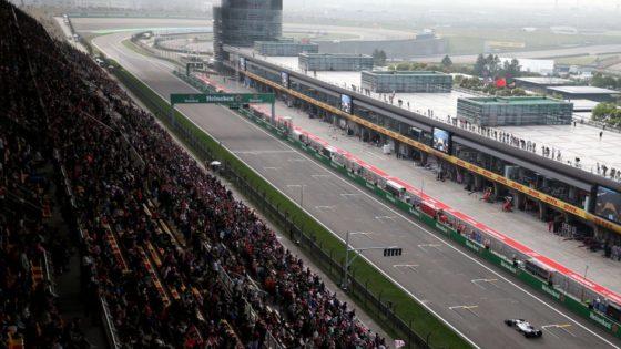 GP Κίνας: Highlights κατατακτήριων δοκιμών (vid)