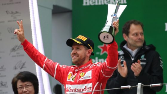 Vettel: «Ο Lewis έκανε καλύτερη δουλειά, παρά την ατυχία με το SC»