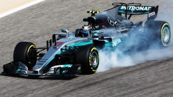 GP Μπαχρέιν QP: Πρώτη pole position για τον Bottas, 1-2 η Mercedes
