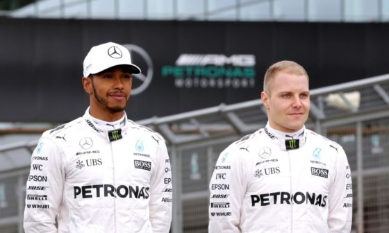 H Mercedes δεν ανησυχεί σε πιθανή κόντρα των Hamilton και Bottas