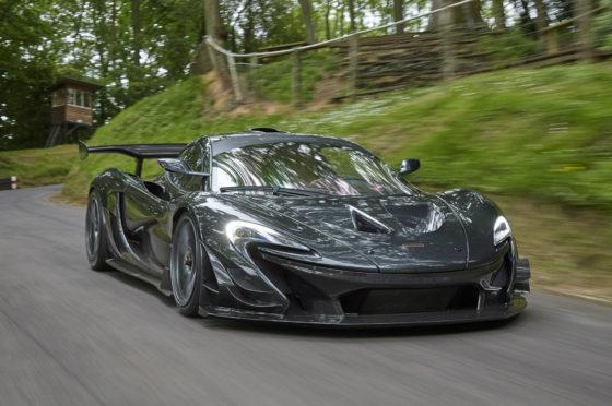 H McLaren P1 LM σπάει για πλάκα το ρεκόρ χρόνου στο Goodwood (vids)