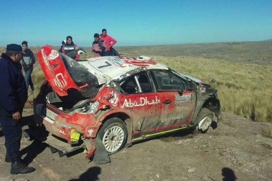 Τα ατυχήματα από το Rally Αργεντινής (vids)