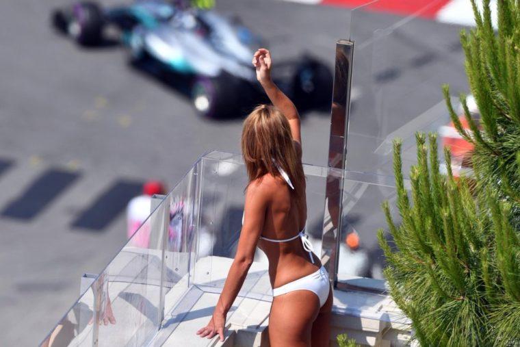 Οι καυτές παρουσίες του Μονακό, έκλεψαν τη δράση από την F1 (pics)