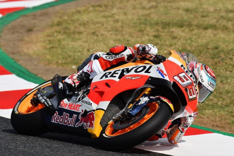 GP Βαρκελώνης FP2: Δεν πιάνει κανείς τον Marquez – Προβλήματα για Yamaha
