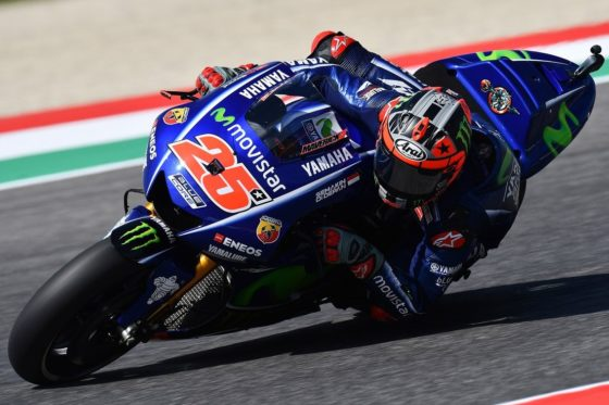 GP Ιταλίας QP: Ένας Vinales να τον χαίρεσαι