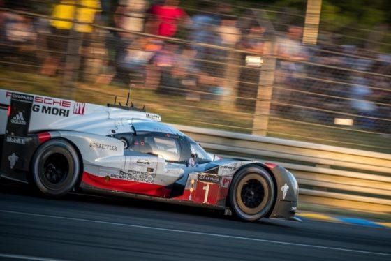 24H Le Mans 12-18H: Πρόβα νίκης για την Porsche