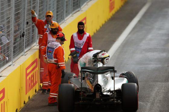 Baku 2016: Ο εφιάλτης του Hamilton και ο άθλος του Perez (vid)