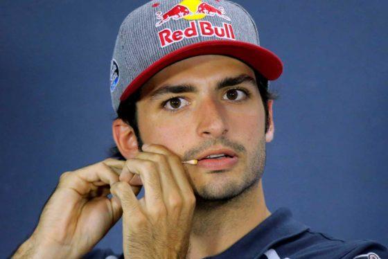 Sainz: «Στην Toro Rosso και το 2018»