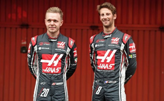 Magnussen: «Ο Grosjean είναι πιο γρήγορος από τον Button»