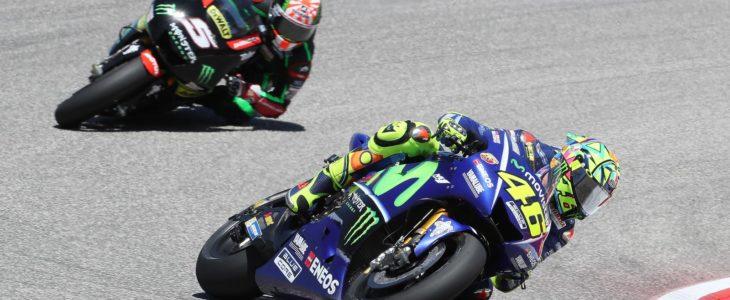 Mamola: «Λάθος η κριτική του Rossi προς τον Zarco»