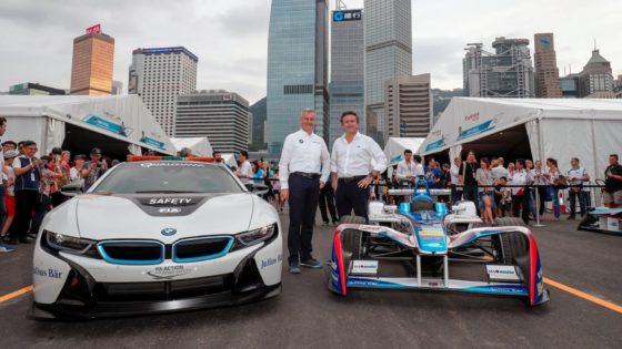 Η BMW θα μπει με εργοστασιακή συμμετοχή στην Formula E