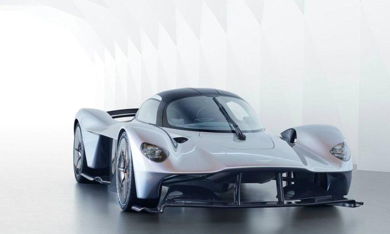 H Aston Martin Valkyrie αναβαθμίστηκε και έγινε ένα τέρας