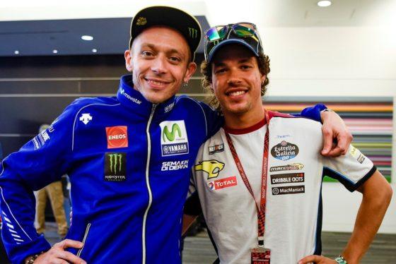 Rossi: «Πρόβλημα για όλους στο MotoGP o Morbidelli»