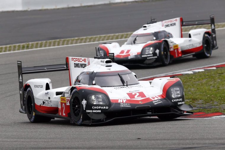 6H Nurburgring Race: Επιβλητικό 1-2 για την Porsche