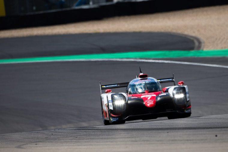 6H Nurburgring QP: Μεγάλη pole για την Toyota