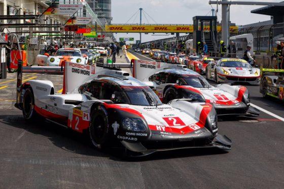 6H Nurburgring FP2: Η Porsche έδειξε τα δόντια της