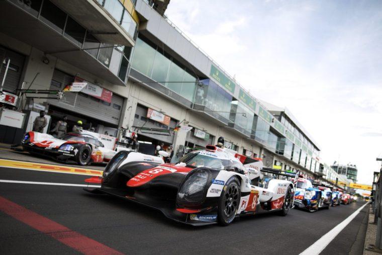 6H Nurburgring: Highlights κατατακτήριων δοκιμών (vid)