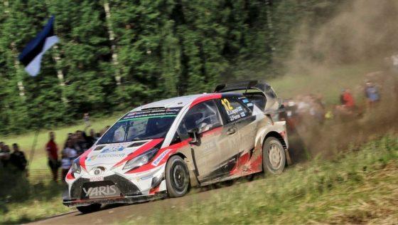 Rally Φινλανδίας: Θρίαμβος για Lappi και Toyota