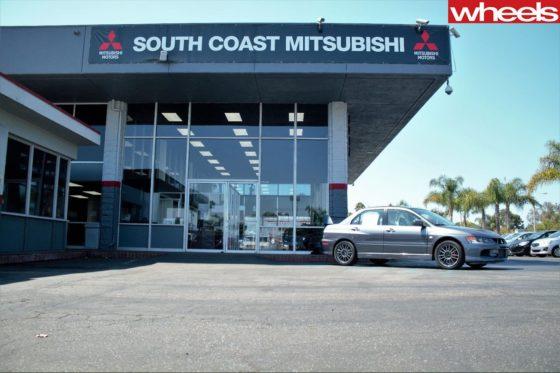 Εσύ πόσα θα έδινες για ολοκαίνουργιο Mitsubishi Lancer Evo VIII MR;