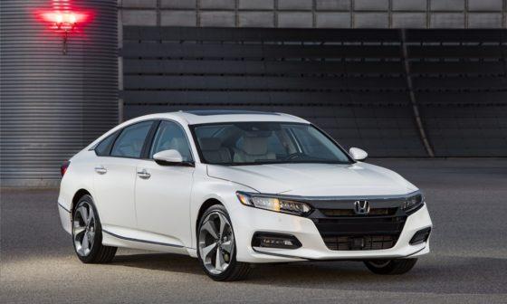 Αυτό είναι το νέο Honda Accord (pics+vid)