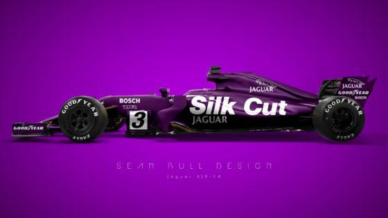 Μονοθέσια της F1 του 2017 με κλασικούς χρωματισμούς Group C (pics)