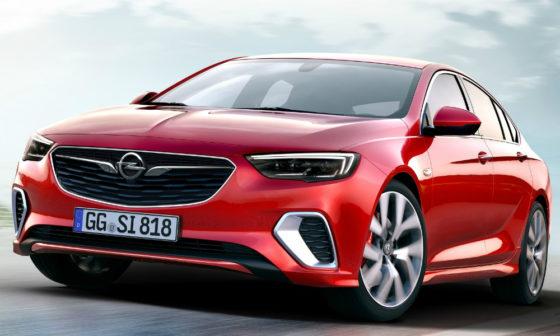 Νέο και ανανεωμένο το Opel Insignia GSi