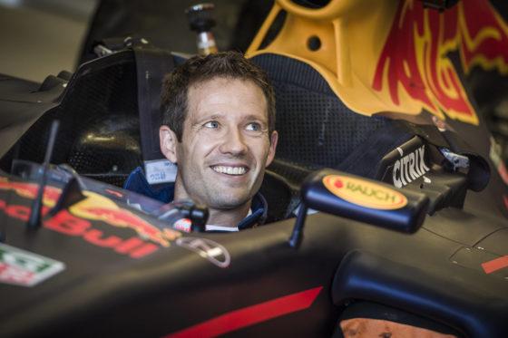 O Ogier οδήγησε μονοθέσιο F1