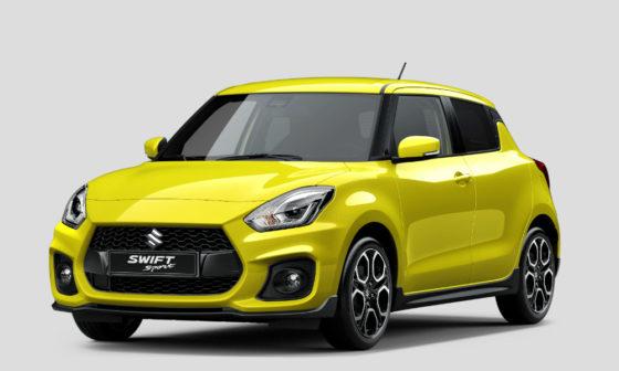 Η πρώτη εμφάνιση του νέου Suzuki Swift Sport