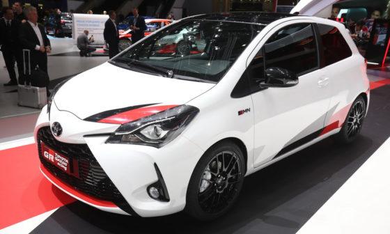 To Toyota Yaris GRMN είναι μόνο για εκλεκτούς