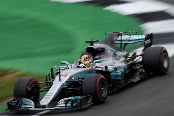 Hamilton: «Οδηγώ καλύτερα από ποτέ»