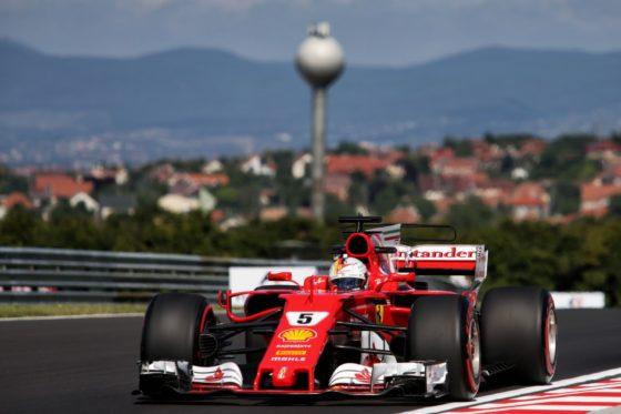 GP Ουγγαρίας Race: Ονειρική νίκη για Vettel και 1-2 η Ferrari