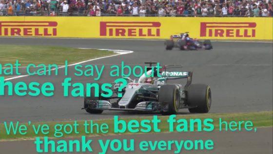 GP Μ. Βρετανίας: Τα καλύτερα team radio του αγώνα (vid)