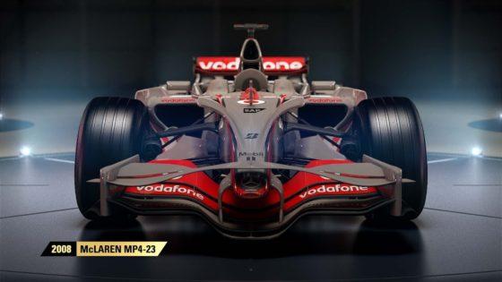 Τα κλασικά μονοθέσια της McLaren στο F1 2017 (vid)