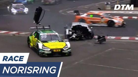 To τρομακτικό ατύχημα που έγινε στο DTM – Στο νοσοκομείο και οι δύο οδηγοί (vid)
