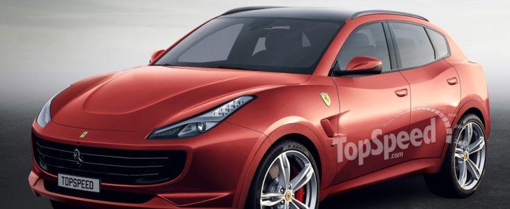 H Ferrari ετοιμάζει SUV το 2021