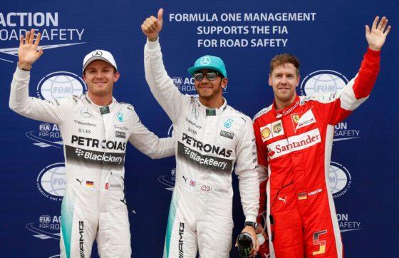 Ο Rosberg μιλά για τις αδυναμίες των Vettel και Hamilton