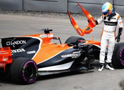 Στα μισά του δρόμου: Η McLaren και η Honda