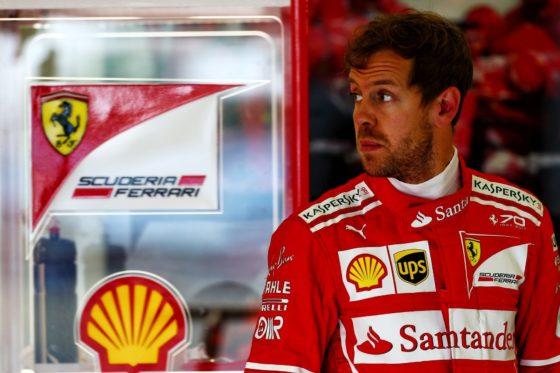 """""""Κολλάνε"""" οι διαπραγματεύσεις Vettel-Ferrari;"""