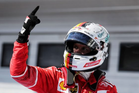 Vettel: «Θέλουμε να είμαστε ταχύτεροι παντού»