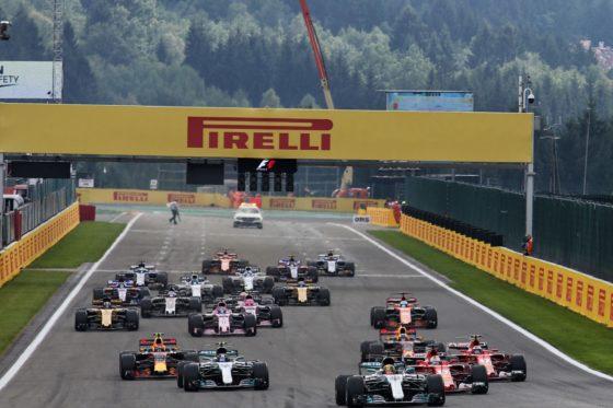 GP Βελγίου: Highlights ενός εντυπωσιακού αγώνα (vid)