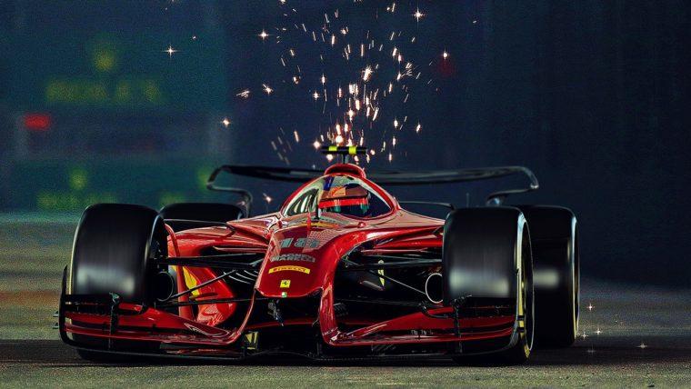 Θα ήθελες να είναι έτσι το μέλλον της F1; (pics)