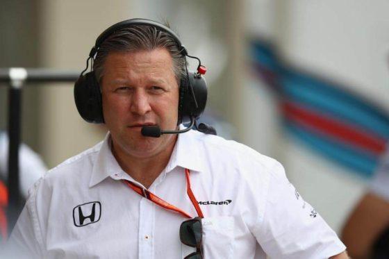 H McLaren ενδιαφέρεται για αγωνιστικό πρόγραμμα DPi