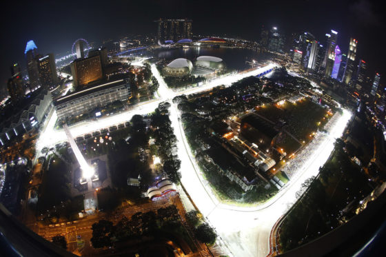 GP Σιγκαπούρης: Fast facts αγώνα (vid)