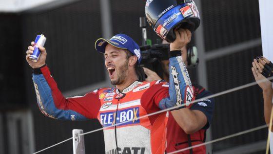 Dovizioso: «Τα ελαστικά είναι κλειδί για το πρωτάθλημα»