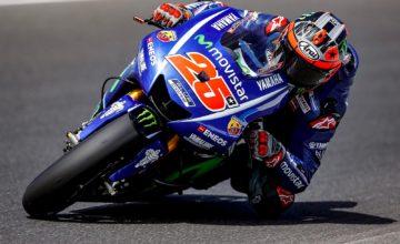 GP Αραγονίας QP: Τρομερή pole o Vinales – Μάγεψε τους πάντες ο Rossi