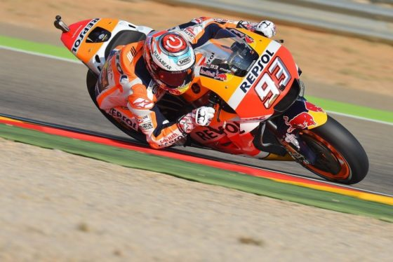 GP Αραγονίας Race: Νίκη που χαρίζει πρωτάθλημα για Marquez