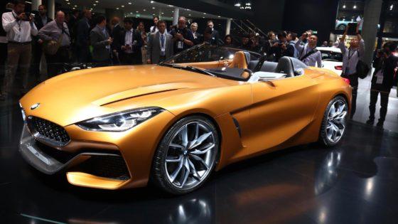 IAA 2017: Αποκάλυψη για την πρωτότυπη BMW Z4 (pics)